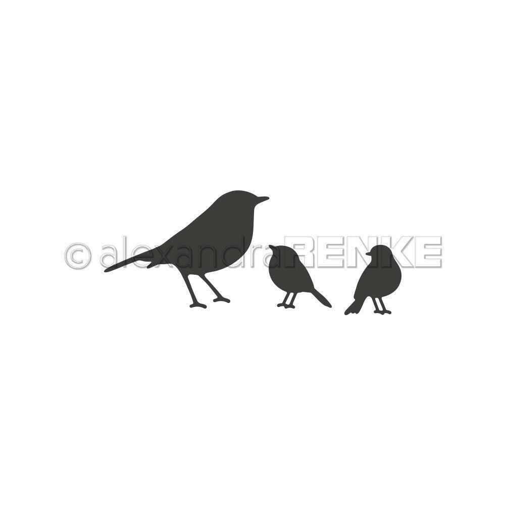 Alexandra Renke - Bird Family Die