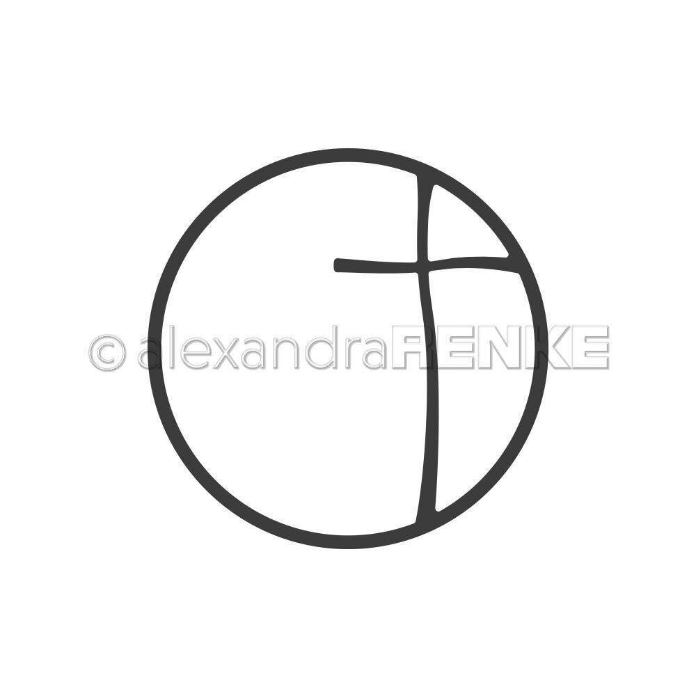 Alexandra Renke - Cross in a Circle Die