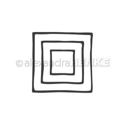 Alexandra Renke - Square Frame Die