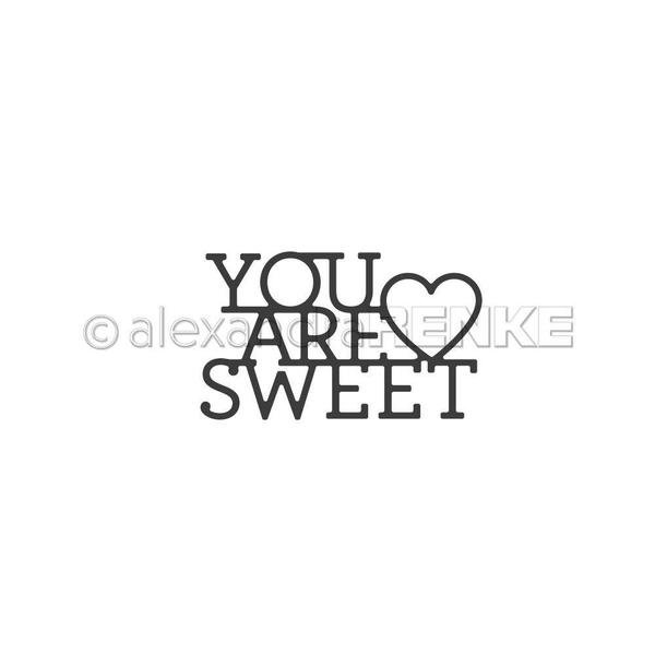 Alexandra Renke - You are Sweet Die
