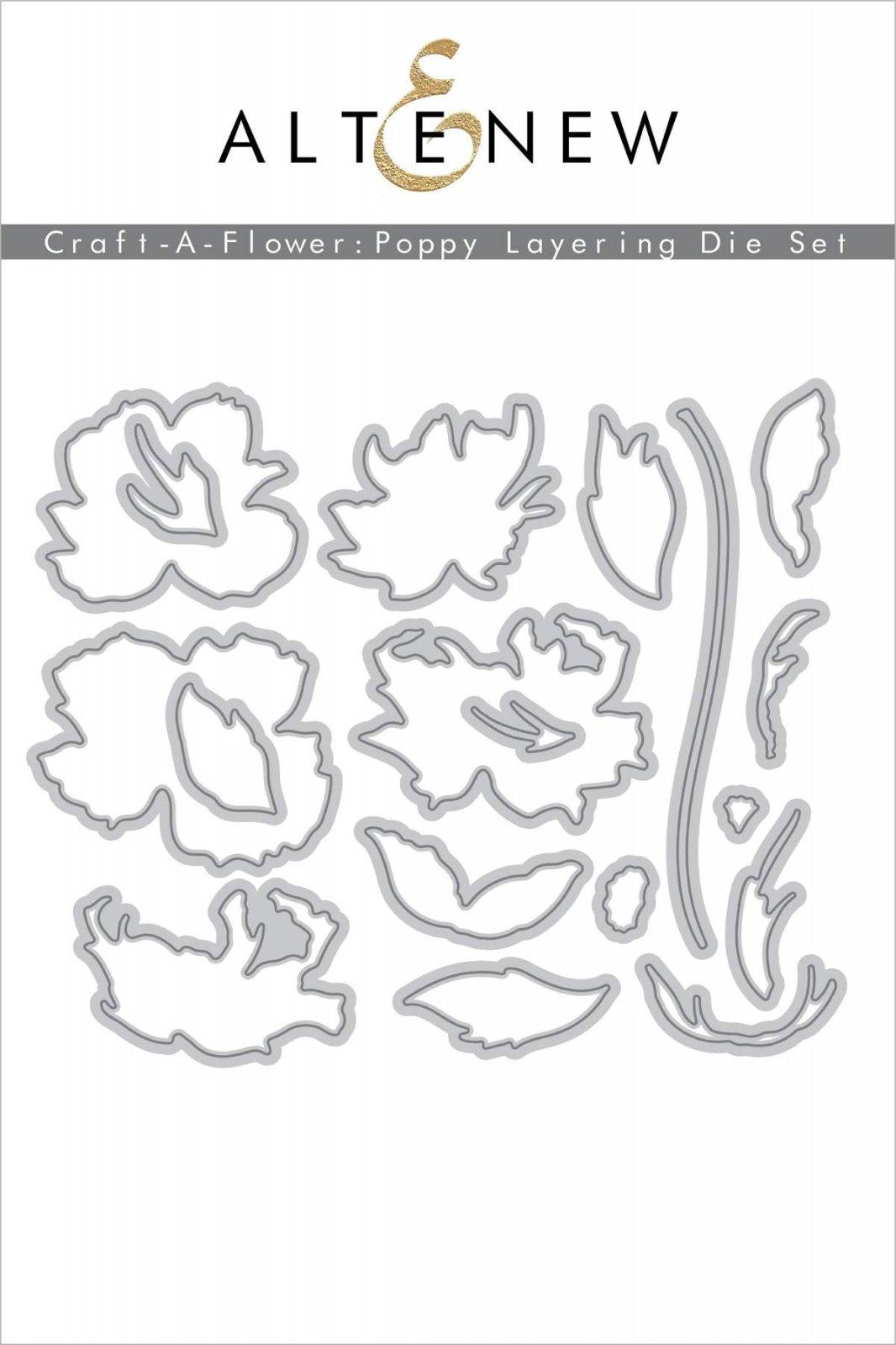 Altenew - Craft-a-Flower Cactus Die