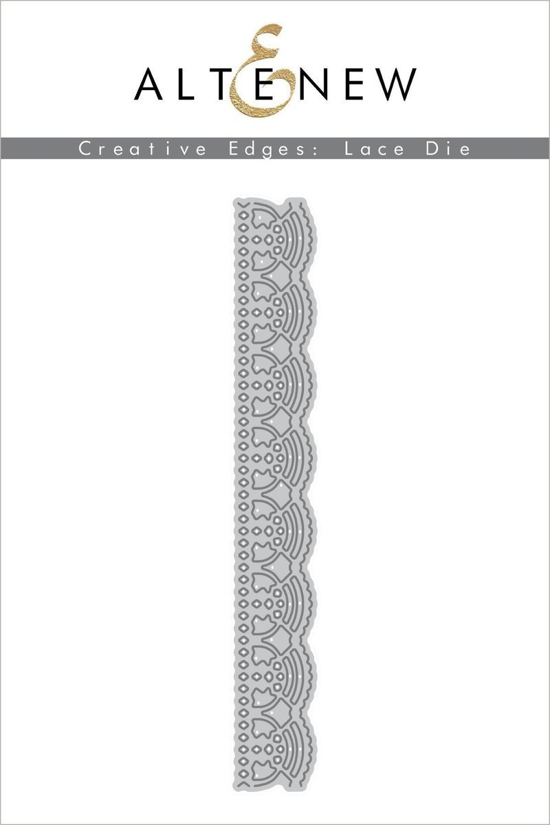 Altenew - Creative Edges Lace Die