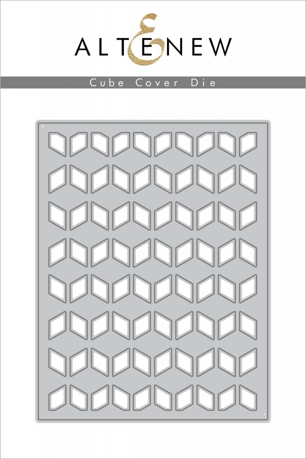 Altenew - Cube Cover Die