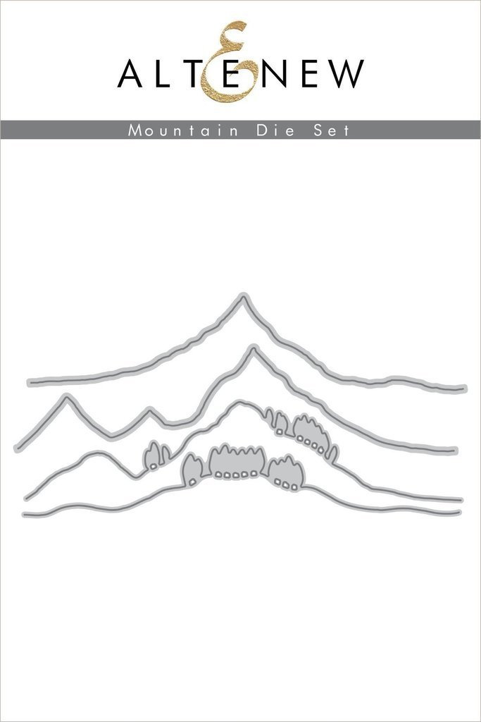 Altenew - Mountain Die Set