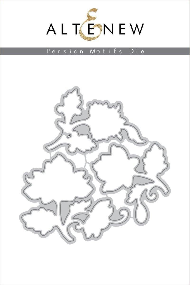 Altenew - Persian Motifs Die
