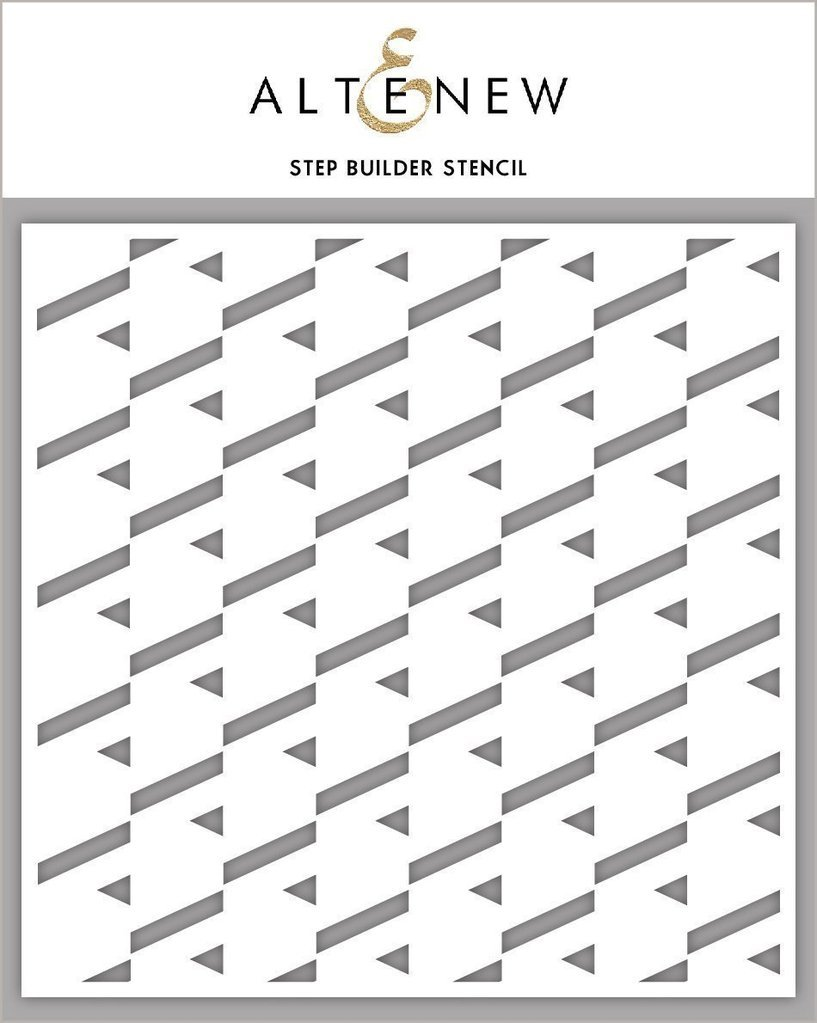 Altenew - Step Builder Stencil