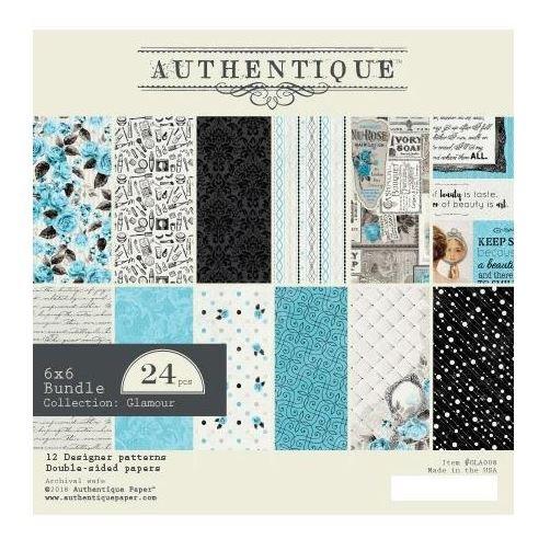 Authentique - Glamour Paper Pad 6x6