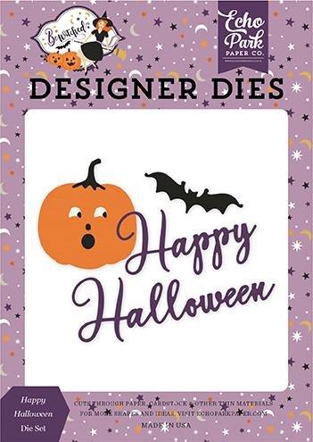 Echo Park - Happy Halloween Die Set