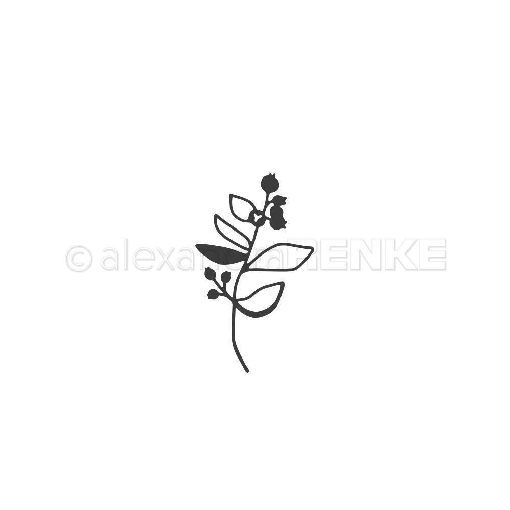 Alexandra Renke - Berry-Leaf Plant Die
