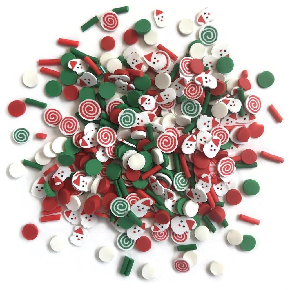 Buttons Galore - Sprinkletz: Saint Nick