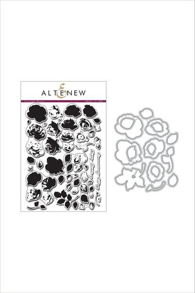 Altenew - Vintage Roses Stamp/Die Set