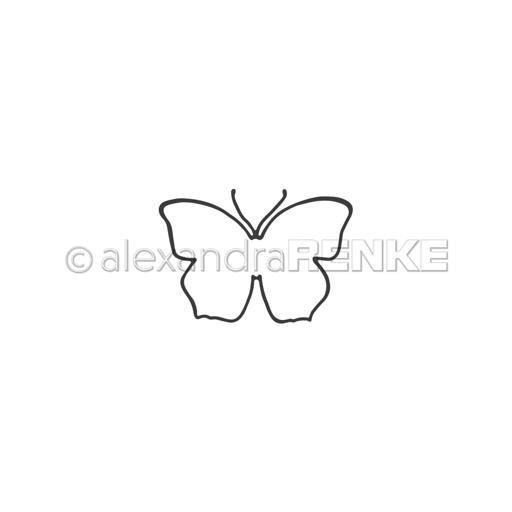 Alexandra Renke - Butterfly with Antenna Die