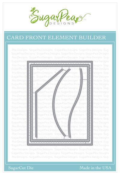 Sugar Pea Designs - Card Front Element Builder 1