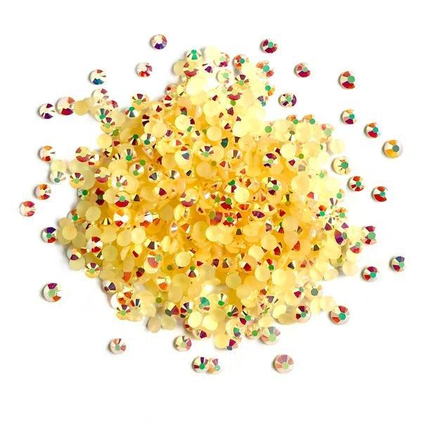 Button's Galore - Champagne Jewelz