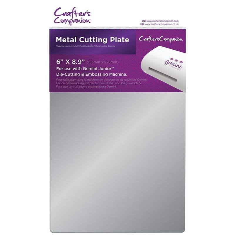 Gemini - Junior Metal Cutting Plate