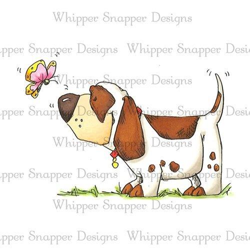 Whipper Snapper - Elliott Cling Stamp