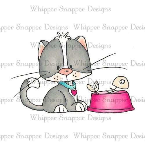 Whipper Snapper - Oliver Cling Stamp
