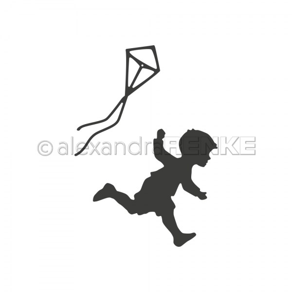 Alexandra Renke - Boy with Kite Die