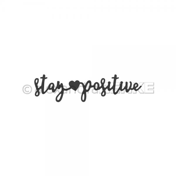 Alexandra Renke - Stay Positive Die