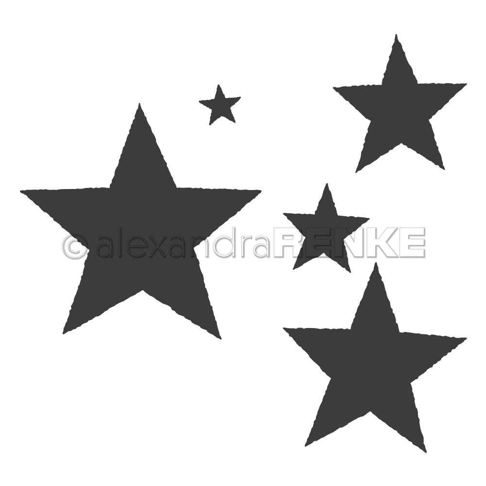 Alexandra Renke - Deckle Edge Star Die