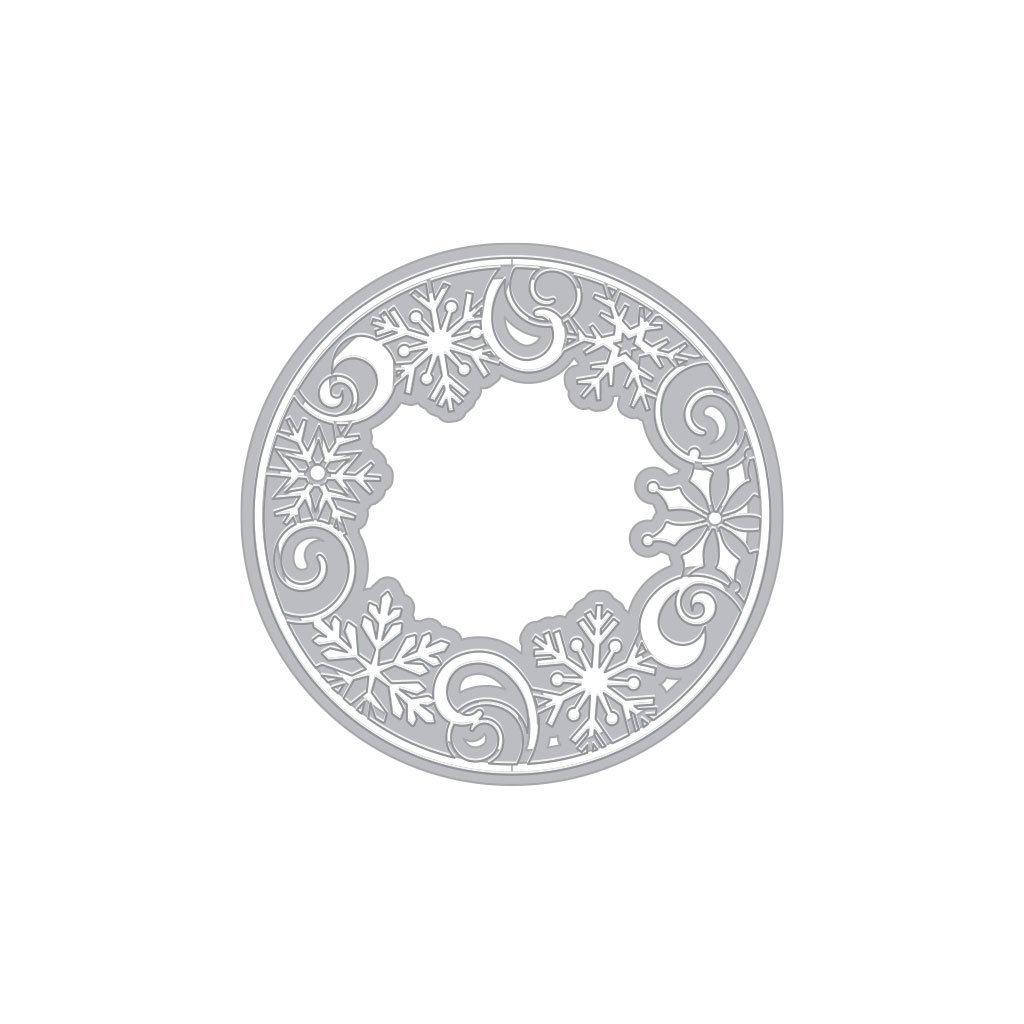 Hero Arts - Snowflake Medallion Die