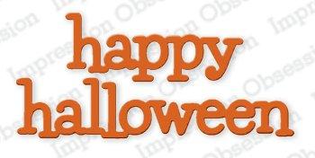 IO - Happy Halloween Die