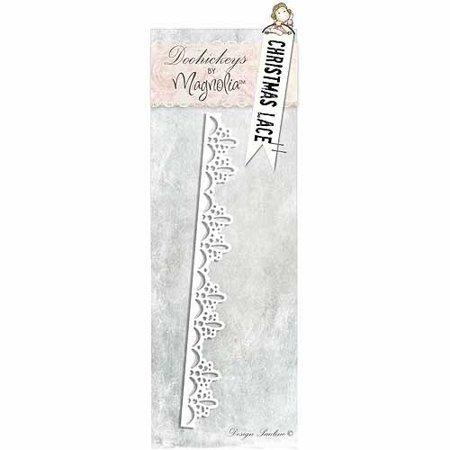 Magnolia - Christmas Lace Die