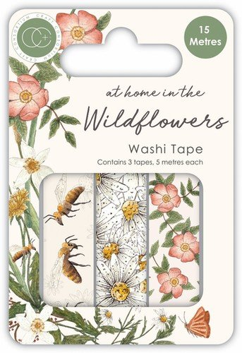 Washi Tape - At Home in the Wildflowers