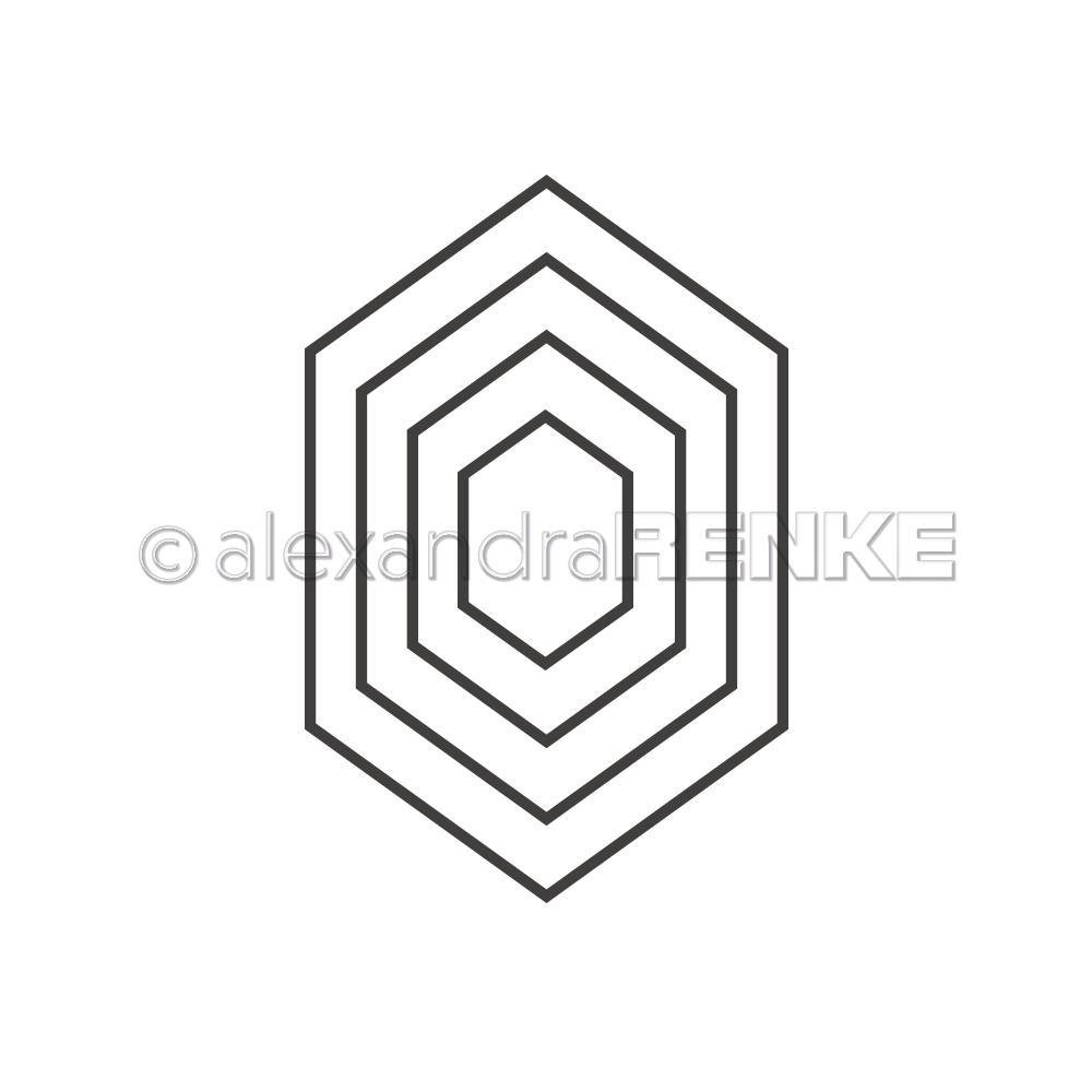 Alexandra Renke - Frame Hexagon Die