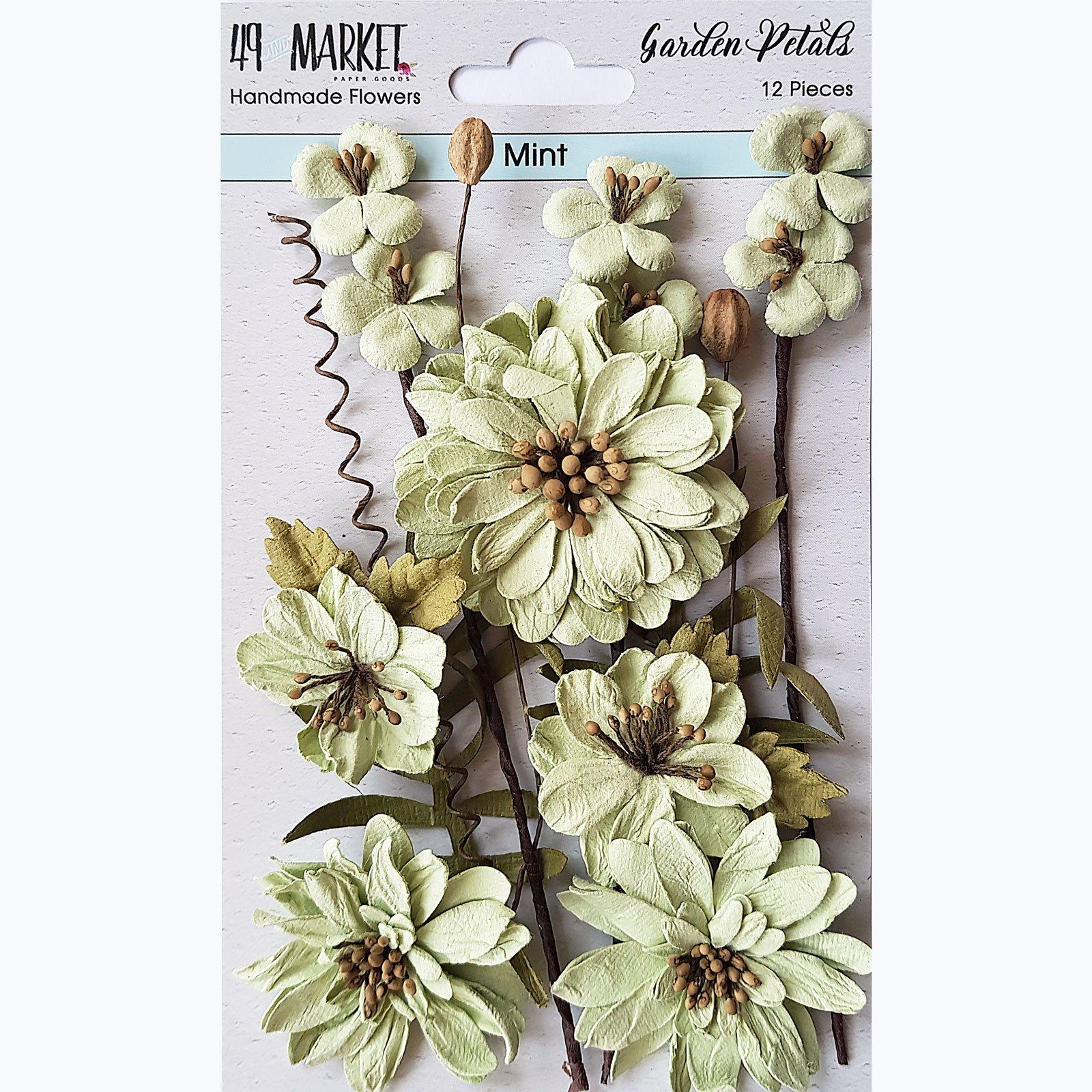 49 & Market - Garden Petals: Mint