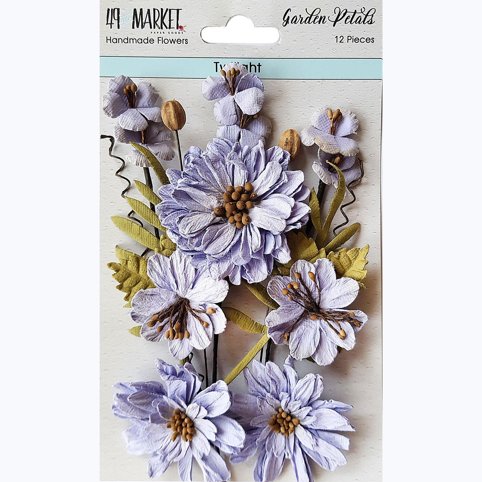 49 & Market - Garden Petals: Twilight