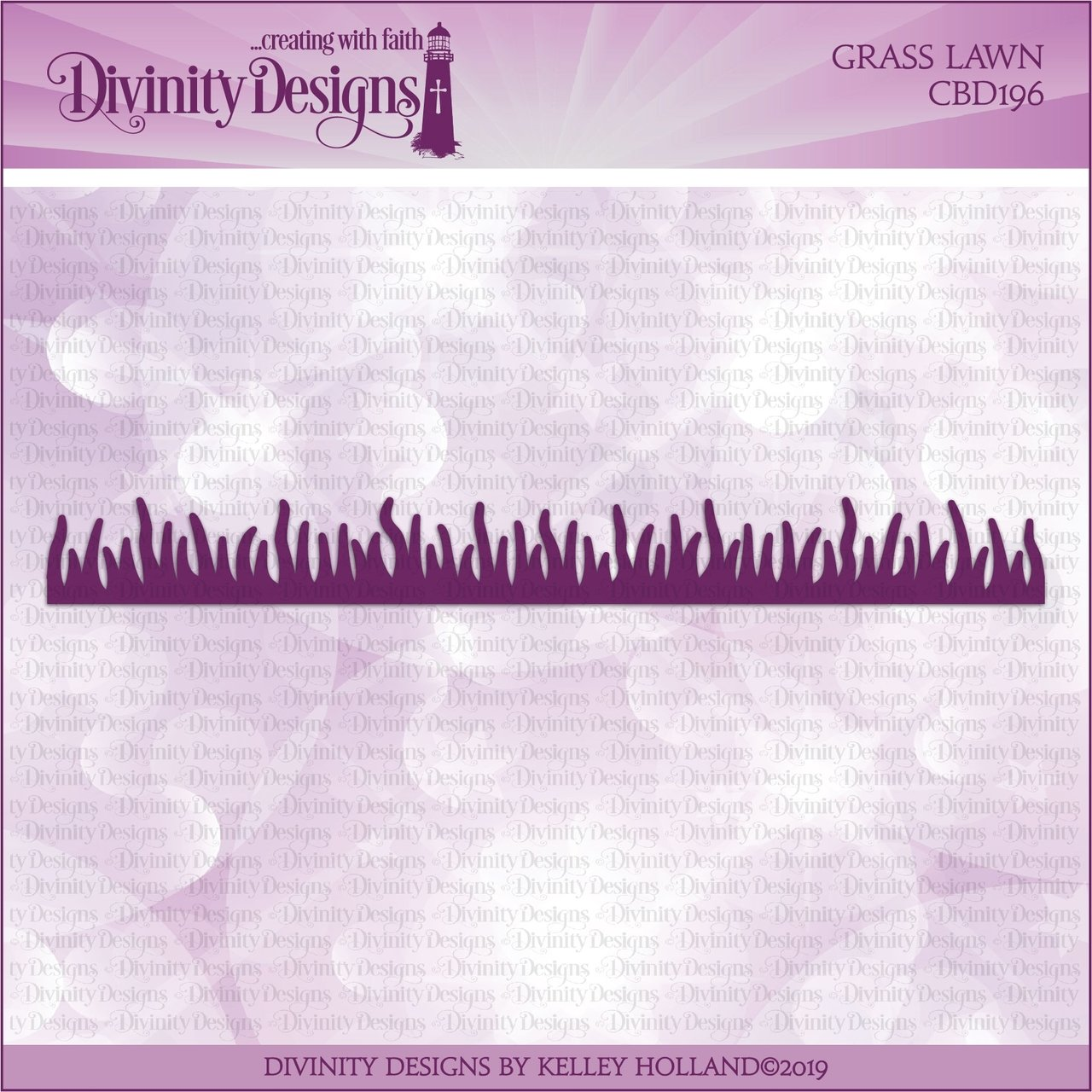 Divinity Designs - Grass Lawn Die
