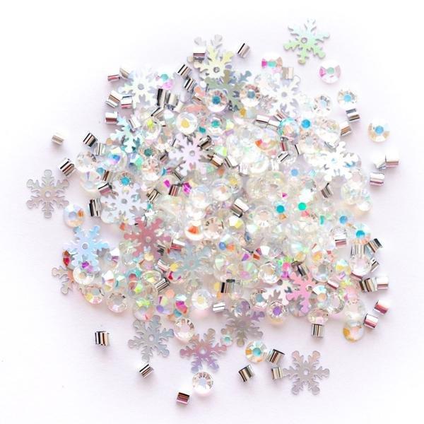 Buttons Galore - Iceburg Sparkletz