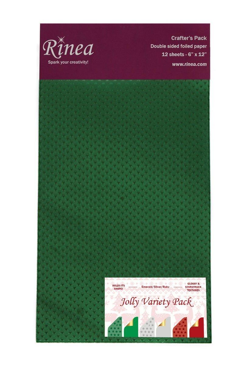 Rinea - Jolly Variety Foil Pack 6x12