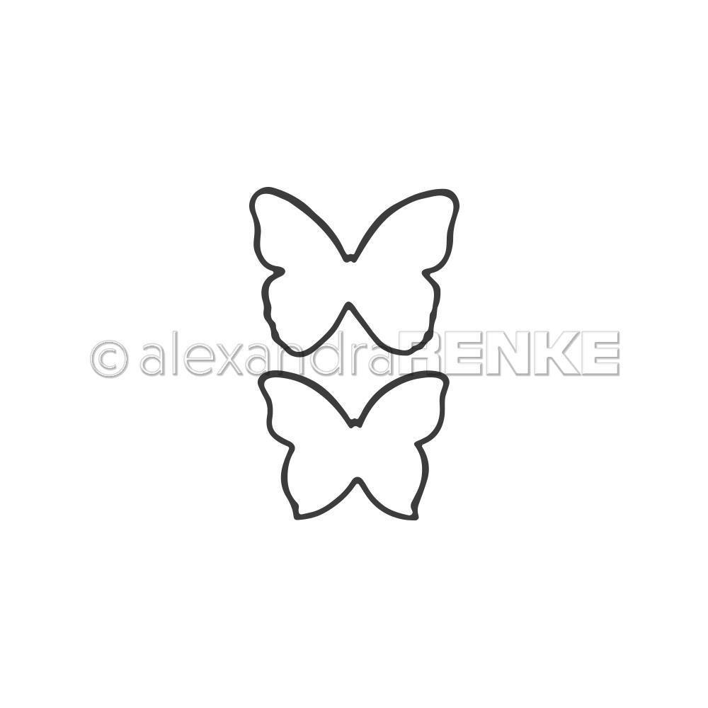 Alexandra Renke - Medium Butterflies Die