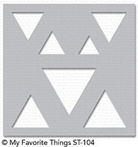 MFT - Basic Shapes - Triangles Stencil