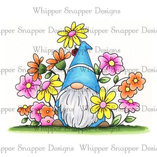 Whipper Snapper - Nimin Cling Stamp
