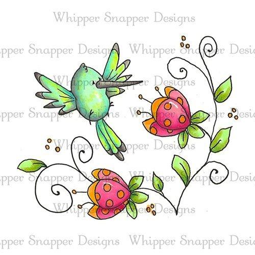 Whipper Snapper - Hayden Cling Stamp