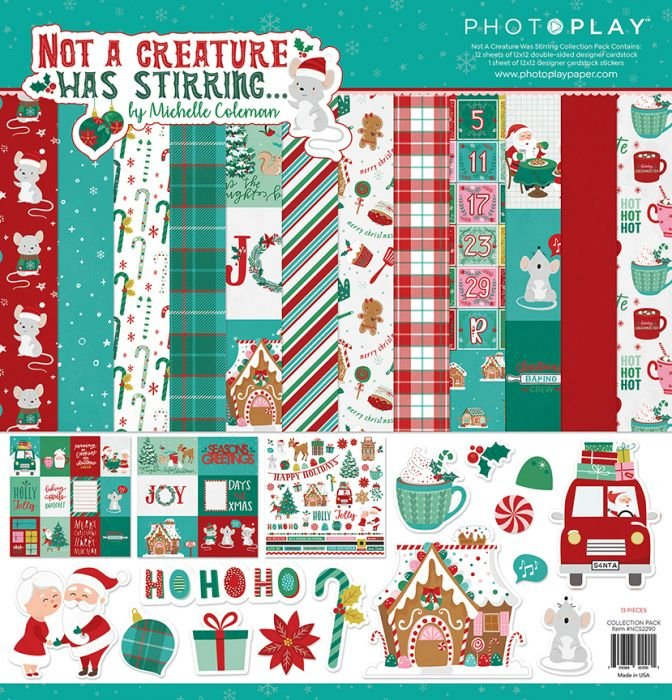 Photo Play - Not A Creature Was Stirring Collection Pack