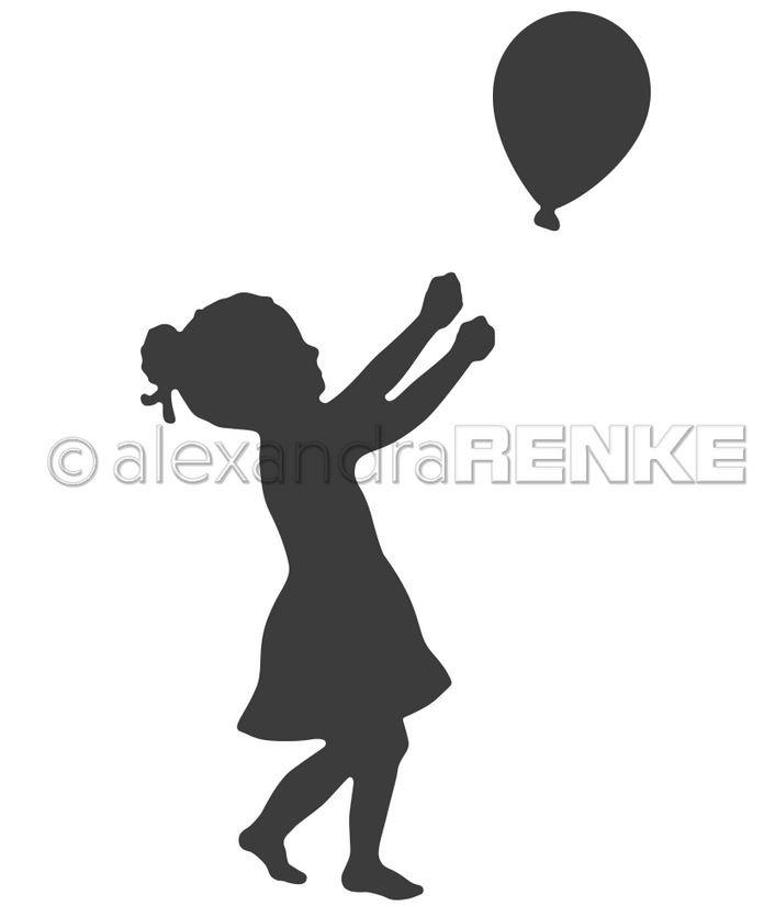 Alexandra Renke - Balloon Girl Die