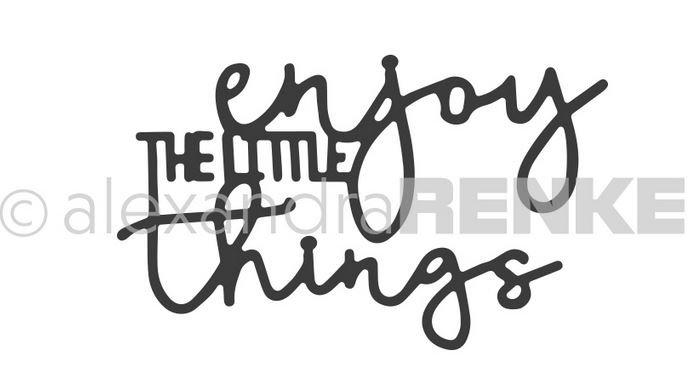 Alexandra Renke - Enjoy the Little Things Die
