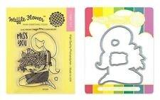Waffle Flower - Lilac Dreams Stamp/Die Set