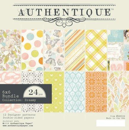 Authentique - Dreamy Paper Pad 6x6