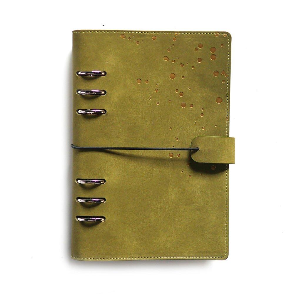 Elizabeth Craft Designs - A5 Planner: Olive