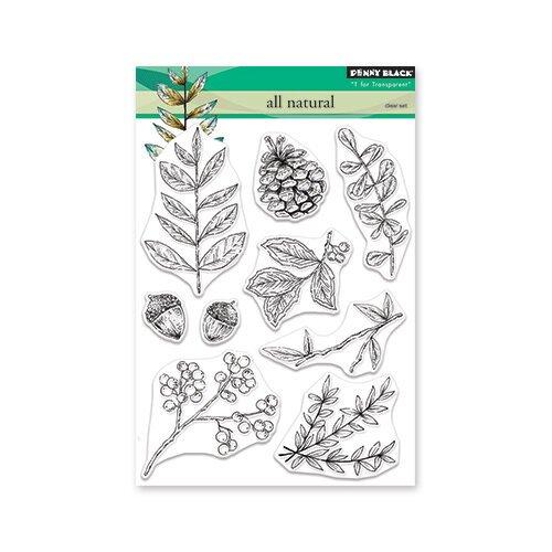 Penny Black - All Natural Stamp Set
