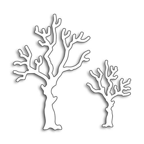 Penny Black - Halloween Trees Die