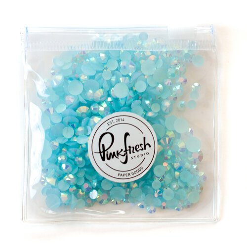 Pinkfresh Studio - Jewel Essentials: Sky Blue