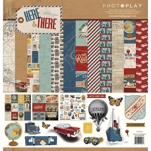 Photo Play - Here & There Collection Pack