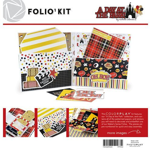 Photo Play - A Day at the Park Folio Kit