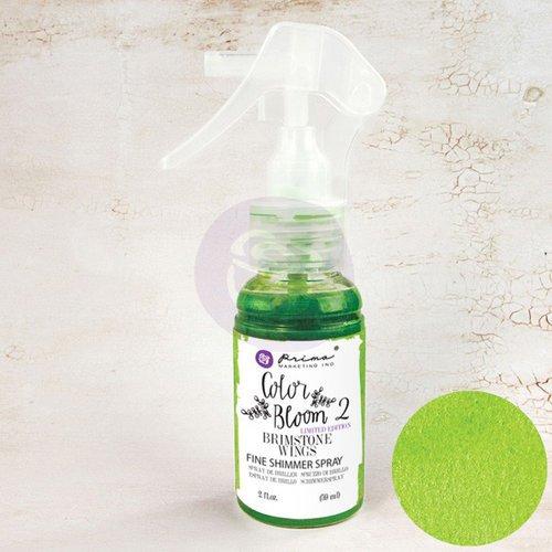 Prima Marketing - Color Bloom #2 Shimmer Spray: Brimstone Wings